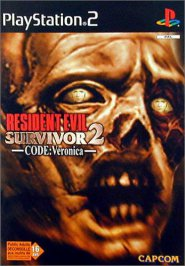 RESIDENT EVIL: SURVIVOR 2 - CODE VERONICA (PS2)