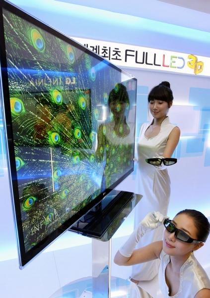 LG LX9500Full Led 3D
