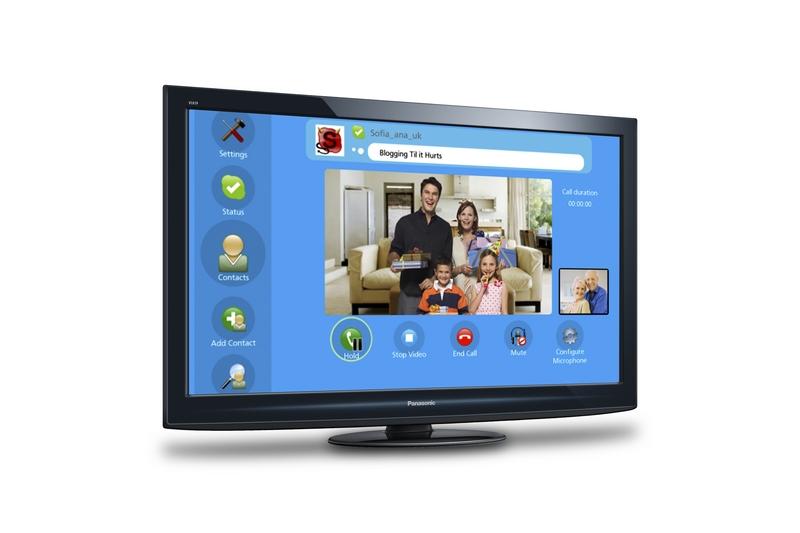 TV Skype