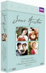 ZAKOCHANA JANE_BOX JANE AUSTEN